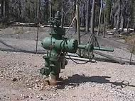 Medicine Lake Geothermal Wellhead
